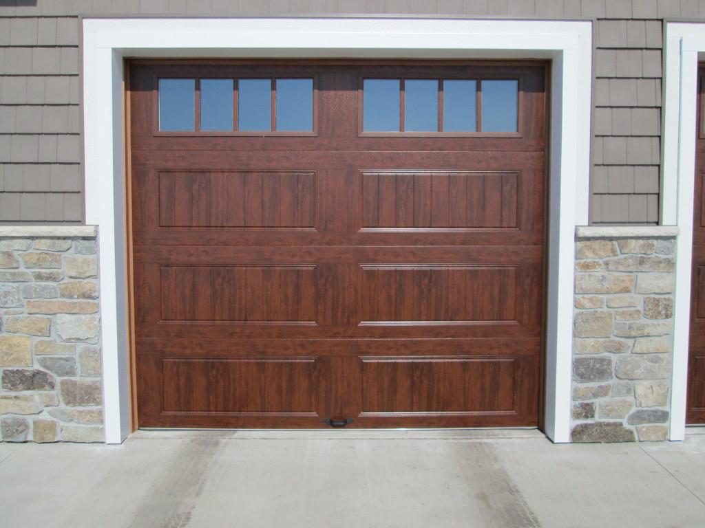 768 #6A4338 Gallery Collection Garage Door picture/photo Gallery Garage Doors 35891024